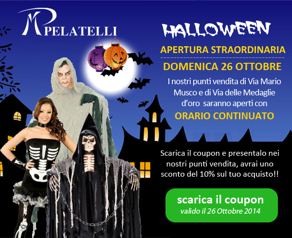 Halloween Pelatelli