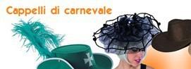 Cappelli di carnevale
