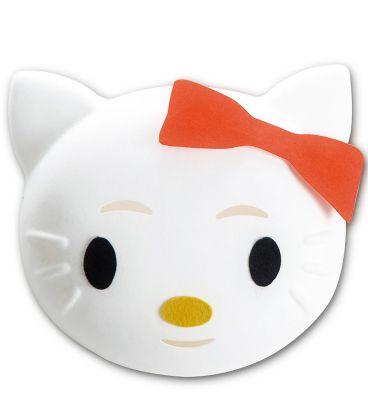 Maschera gattina in plastica