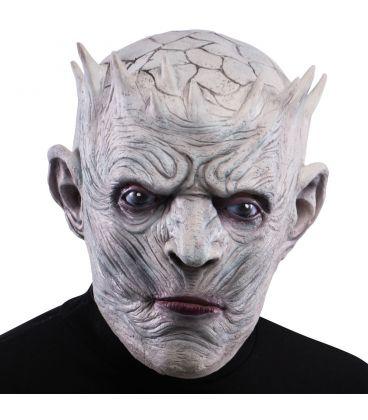 Maschera uomo della notte in lattice
