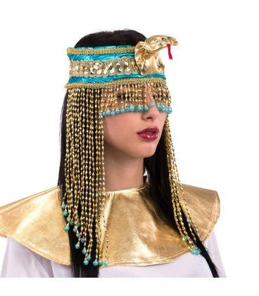 Diadema Cleopatra prezioso