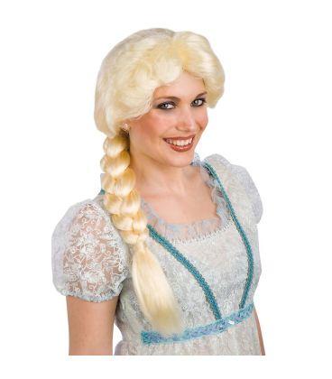 Parrucca Principessa dei ghiacci