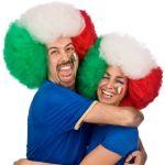 Parrucca Italia testurizzata