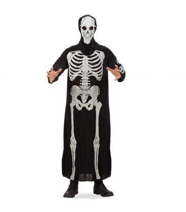 Costume scheletro T.U. (M-L)
