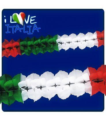Festone Italia l. mt. 10 ca.
