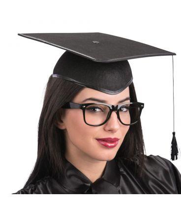 Cappello laureato in feltro  a235c3a3b7b2