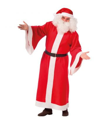 Costume Babbo Natale.Costume Babbo Natale T U L Xl In Pile Euro 64 70
