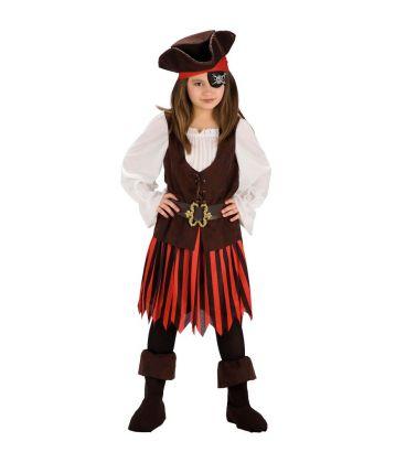 Costume piratessa tg.IV
