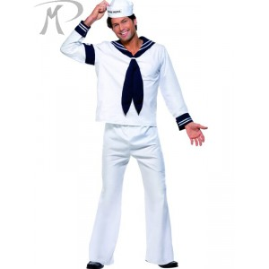 "Costumi Carnevale adulto | VILLAGE PEOPLE \\""NAVY\\""  Prezzo  88,10 €"