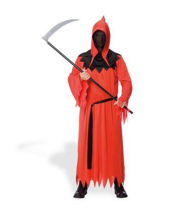 Costume demone rosso T.U. (M-L)
