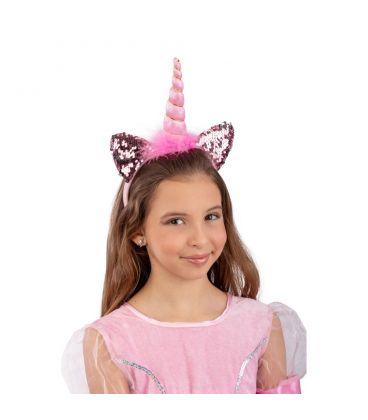 Cerchietto unicorno