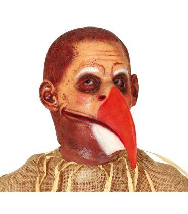 maschera con becco