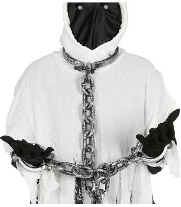 catena per collo e mani