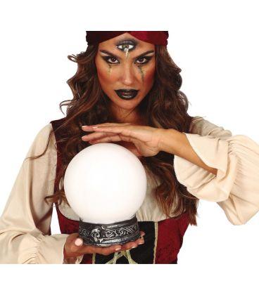 sfera magica con giochi di luce e suoni