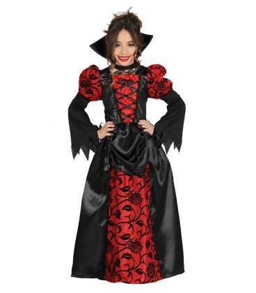 vampiressa bambina 5-6 anni