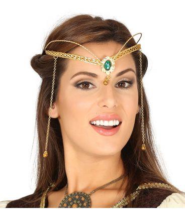 Coroncina principessa medievale