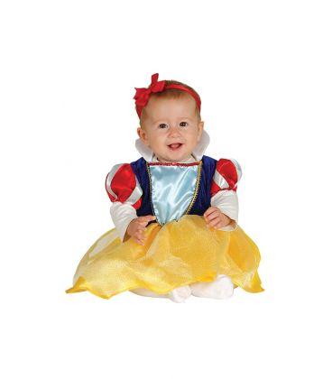 costume baby principessa 6-12 mesi