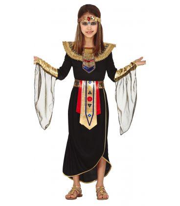 Costume egiziana bambina 7-9 anni