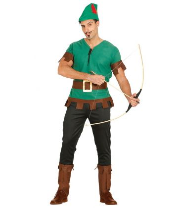 Costume robin hood adulto