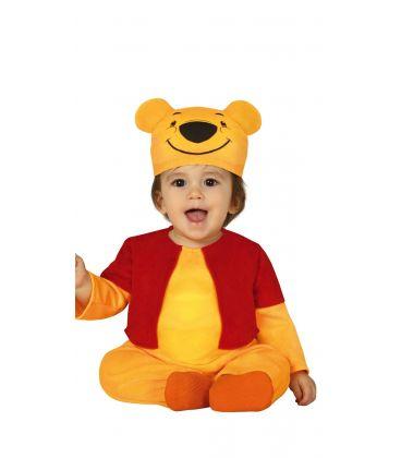 costume winnie the pooh 12-24 mesi