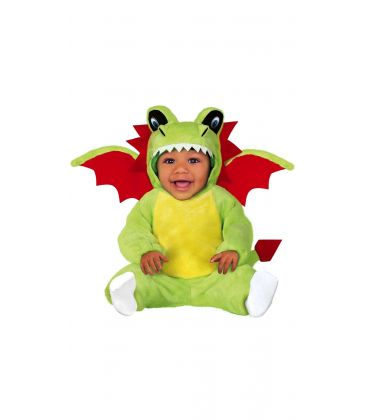 costume drago 12-24 mesi