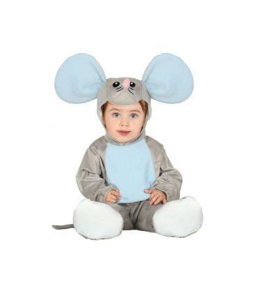costume topo baby 12-24 mesi