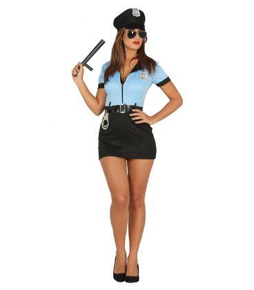 costume poliziotta adulto