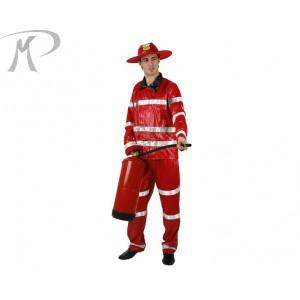 Costumi Carnevale adulto | POMPIERE Prezzo 28,70 €