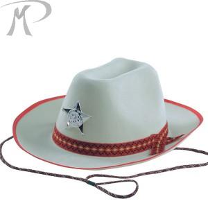 Cappello Cow-boy adulto bianco Prezzo 6,00 €