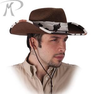 Cappello rodeo in feltro