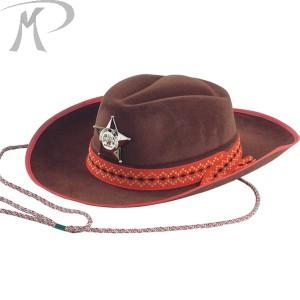 Cappello Cow-boy grande con sottogola Prezzo 7,10 €