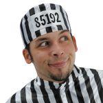 Cappello Carcerato in tessuto