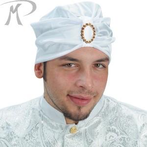 Cappello Turbante in tessuto
