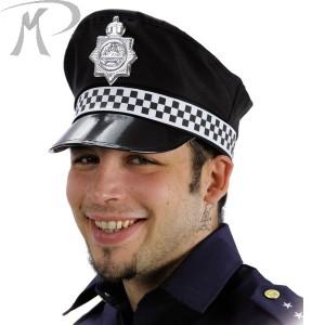 Cappello Poliziotto in tessuto Prezzo 5,40 €