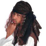 Bandana pirata in tessuto
