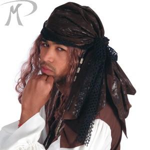 Bandana pirata in tessuto Prezzo 8,80 €