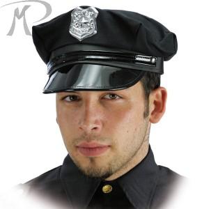 Cappello Poliziotto in tessuto Prezzo 6,50 €