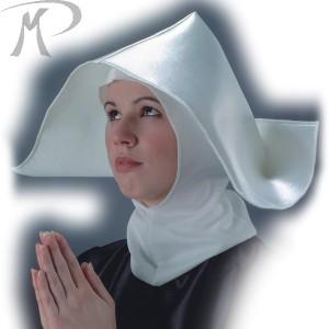 Cappello Badessa in tessuto