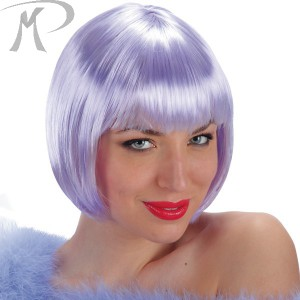 Parrucca Lovely lilla Prezzo 7,20 €