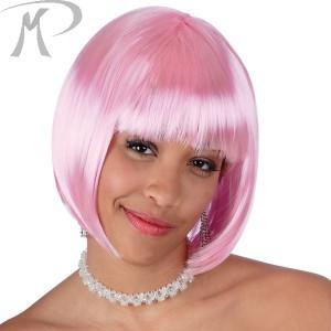 Parrucca Lovely rosa Prezzo 7,20 €