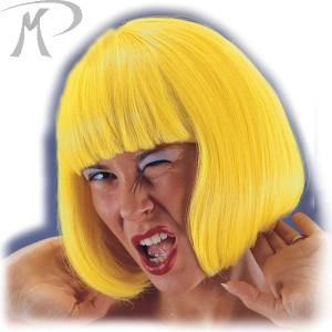 Parrucca Pin up gialla Prezzo 7,60 €