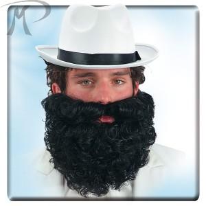 Barba nera lungh. cm.20 . Prezzo 5,60 €