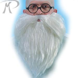 Barba grigia lungh.cm.38 Prezzo 5,40 €