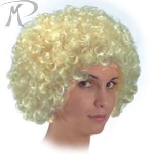 Parrucca Ricciolina bionda (gr. 90 ca.) Prezzo 8,10 €
