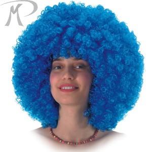 Parrucca Super Ricciolona blu (gr.190 ca.) Prezzo 12,60 €