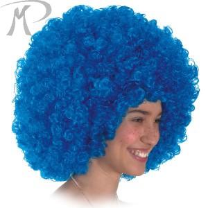 Parrucca Ricciolona blu (gr.150 ca.) Prezzo 12,40 €