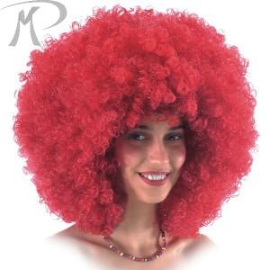 Parrucca Super Ricciolona rossa (gr.190 ca.) Prezzo 12,60 €