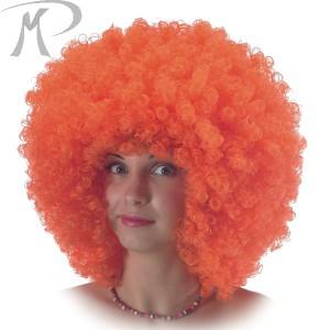 Parrucca Super Ricciolona arancione (gr.190 ca.) Prezzo 12,60 €