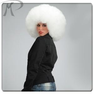 Parrucca Africa Bianca cm.40 Prezzo 10,40 €