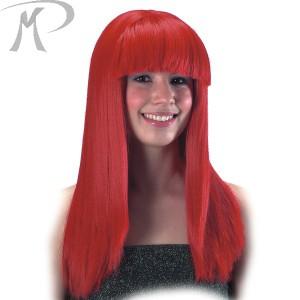 Parrucca Cosmic girl rossa Prezzo 13,80 €